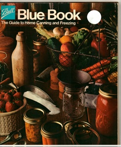 Canning food preservation the ball blue book forumfinder Image collections