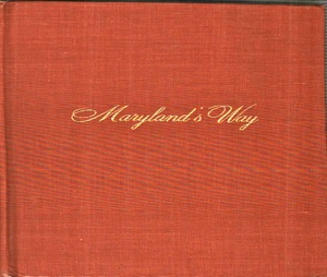 marylands way the hammondharwood house cook book